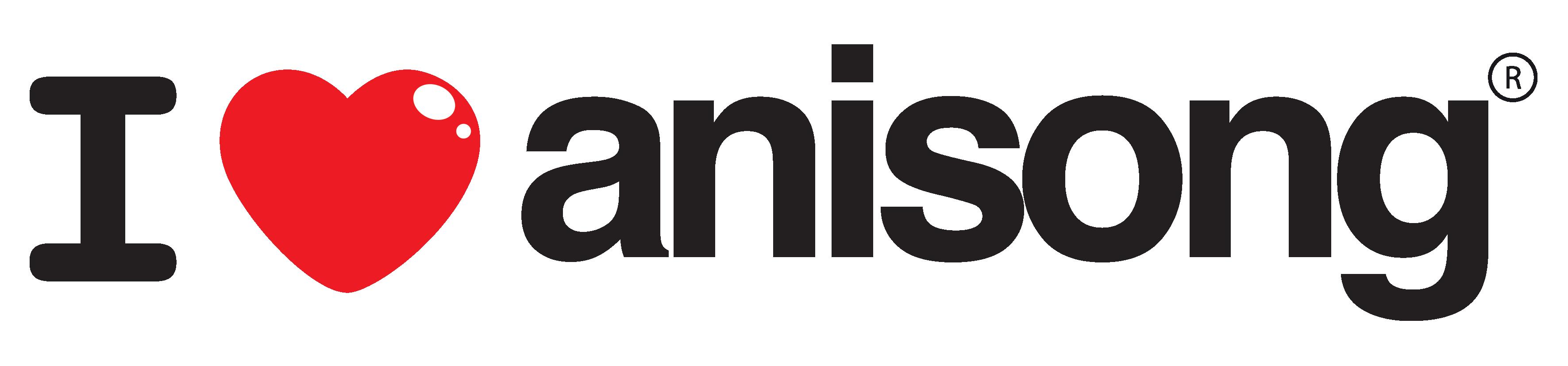 I ♥ anisong logo